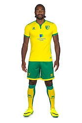 Cameron Jerome of Norwich City poses during a portrait session ahead of the 2016/17 Sky Bet Championship - Mandatory by-line: Rogan Thomson/JMP - 27/07/2016 - FOOTBALL - Norwich, England - Colney Training Centre - Norwich City Pre-Season Portraits.