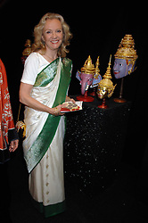 HAYLEY MILLS at the British Red Cross Gala Ball 2007 themed 'East Meets West' held at Old Billingsgate, 16 Lower Thames Street, London on 5th June 2007.<br /><br />NON EXCLUSIVE - WORLD RIGHTS