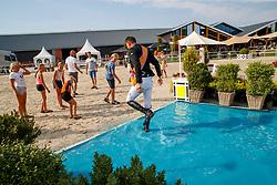 Houtzager Marc, NED, Sterrehofs Dante<br /> Nederlands Kampioenchap Springen <br /> De Peelbergen 2020<br /> © Hippo Foto - Dirk Caremans<br /> 09/08/2020