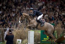 Rutschi Niklaus, (SUI), Windsor XV<br /> CHI de Genève 2016<br /> © Hippo Foto - Dirk Caremans<br /> 11-12-2016