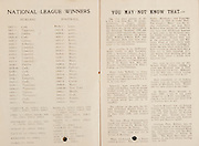 National Hurling League Semi-Final<br />