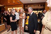YVES CARCELLE, Louis Vuitton openingof New Bond Street Maison. London. 25 May 2010. -DO NOT ARCHIVE-© Copyright Photograph by Dafydd Jones. 248 Clapham Rd. London SW9 0PZ. Tel 0207 820 0771. www.dafjones.com.