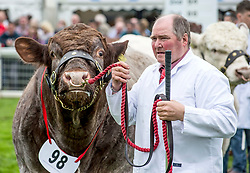 Thursday saw record-breaking crowds attend the first day of the 2017 Royal Highland Show at Ingliston near Edinburgh.<br /> <br /> © Dave Johnston/ EEm