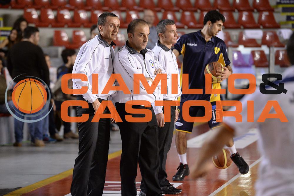 DESCRIZIONE : Campionato 2013/14 Acea Virtus Roma - Sutor Montegranaro<br /> GIOCATORE : Vicino Sardella Calbucci<br /> CATEGORIA : Allenatore Coach<br /> SQUADRA : AIAP<br /> EVENTO : LegaBasket Serie A Beko 2013/2014<br /> GARA : Acea Virtus Roma - Sutor Montegranaro<br /> DATA : 18/01/2014<br /> SPORT : Pallacanestro <br /> AUTORE : Agenzia Ciamillo-Castoria / GiulioCiamillo<br /> Galleria : LegaBasket Serie A Beko 2013/2014<br /> Fotonotizia : Campionato 2013/14 Acea Virtus Roma - Sutor Montegranaro<br /> Predefinita :
