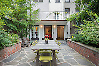 Garden at 222 East 61st Street