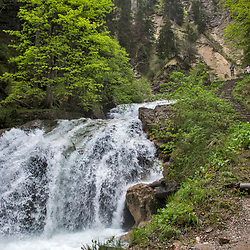 Cachoeira (paisagem) fotografado na Alemanha. Registro feito em 2019.<br /> ⠀<br /> ⠀<br /> <br /> <br /> <br /> <br /> <br /> ENGLISH: Waterfall photographed in Germany, in Europe. Picture made in 2019.