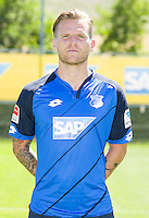 German Bundesliga - Season 2016/17 - Photocall 1899 Hoffenheim on 19 July 2016 in Zuzenhausen, Germany: Eugen Polanski. Photo: APF  | usage worldwide