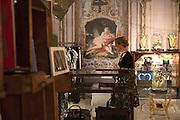Patrizia Marras, wife of fashion designer Antonio, attends the presentation of the new book of Bianca Pizzorno at Nonostantemarras, Milan, April 5, 2016. &copy; Carlo Cerchioli<br /> <br /> Patrizia Marras, moglie dello stilista Antonio, partecipa alla presentazione del nuovo libro di Bianca Pizzorno, allo spazio Nonostantemarras, Milano 5 aprile 2016.
