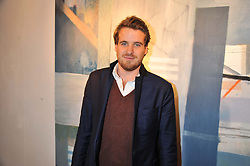EDWARD LAWSON-JOHNSTON at a Contemporary Art evening hosted by NUBA Art Ltd entitles 'It's a Material World' held at London West Bank Gallery, 133-137 Westbourne Grove, London W11 on 1st December 2011.