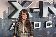 Carolina Bartczak (Magda) - The 'global fan screening' of Twentieth Century Fox's X-Men Apocalypse at the BFI IMAX at Waterloo.