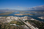 Pearl Harbor, Oahu, Hawaii<br />
