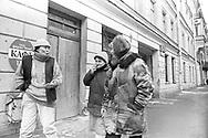 San Pietroburgo, marzo 2000: