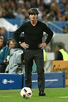 Joachim Low<br /> Paris 02-07-2016 Parc des Princes Football Euro2016 Germany - Italy/ Germania - Italia<br /> Round of 4, Foto Matteo Gribaudi/Image Sport/ Insidefoto
