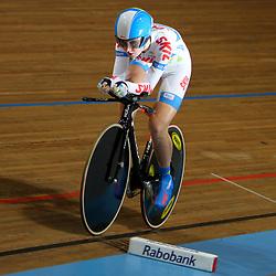 Amy Pieters NK baanwielrennen 2011 Apeldoorn Achtervolging