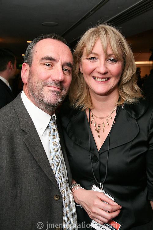 David Munns and Fiona Haycock