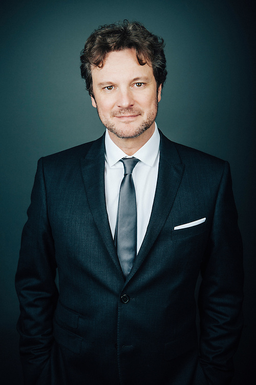 Hollywood Actor, Colin Firth. Photographed in London, 22nd October 2008. Photo by Greg Funnell
