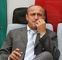 Roma, 17/09/2006<br /> Olimpico, Lazio Palermo<br /> Nella foto: Delio Rossi allenatore Lazio<br /> Photo Antonietta Baldassarre Inside