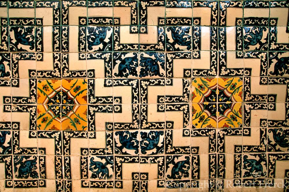 MEXICO, MEXICO CITY La Casa de los Azulejos, 16thc