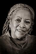 Professor at Princeton University and Nobel Prize Winner  in Literature, Toni Morrison.