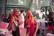 CHRISSIE REEVES; ROSIE NIXON, Gabrielle's Gala 2013 in aid of  Gabrielle's Angels Foundation UK , Battersea Power station. London. 2 May 2013.