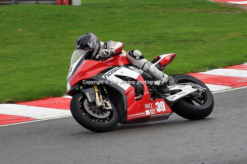 #39 Lee Costello Halsall Racing Kawasaki British Superbikes