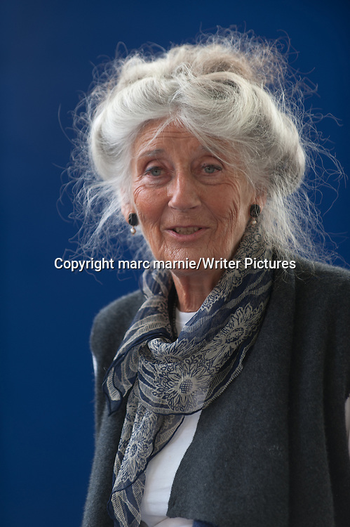 Phyllida Law at Edinburgh International Book Festival 2013<br /> 13th August 2013<br /> <br /> Picture by marc marnie/Writer Pictures<br /> <br /> WORLD RIGHTS
