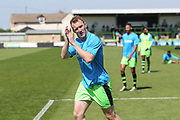 Forest Green Rovers Mark Ellis(5) during the Vanarama National League Play Off second leg match between Forest Green Rovers and Dagenham and Redbridge at the New Lawn, Forest Green, United Kingdom on 7 May 2017. Photo by Shane Healey.