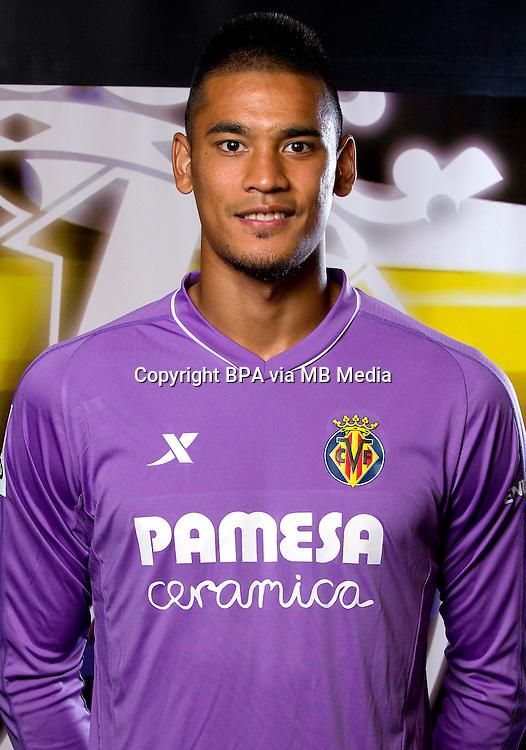 Spain - Liga BBVA 2015-2016 / <br /> ( Villarreal C.F. ) - <br /> Alphonse Areola