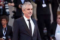 Director Alfonso Cuarón at the premiere gala screening of the film Roma at the 75th Venice Film Festival, Sala Grande on Thursday 30th August 2018, Venice Lido, Italy.