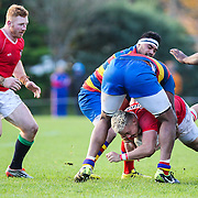 Premier Rugby union match between Tawa v Marist St Patricks at Lyndhurst Park, Tawa, Wellington, New Zealand  on 11 June  2016.   Final score 12-8  to MSP.