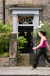 Pictured: <br /> Stockbridge is a vibrate and picturesque part of Edinburgh and it is easy to miss things in the hurly burley of day to day life.  Nice just to have a slow wander from time to time.<br /> <br /> <br /> Ger Harley | EEm 20 July 2017