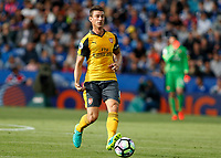 Football - 2016/2017 Premier League - Leicester Ciity V Arsenal. <br /> <br /> Laurent Koscielny of Arsenal at The King Power Stadium.<br /> <br /> COLORSPORT/DANIEL BEARHAM