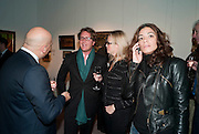MALIK SUKKAR; GRAHAM STEELE; CAROLINE BROWN; MARIA SUKKAR, Book launch for ' art and Patronage: The Middle East' at Sotheby's. London. 22 November 2010. -DO NOT ARCHIVE-© Copyright Photograph by Dafydd Jones. 248 Clapham Rd. London SW9 0PZ. Tel 0207 820 0771. www.dafjones.com.