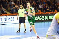 Damien Waeghe - 01.04.2015 - Nimes / Saint Raphael - 19eme journee de Division 1<br />