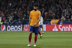 February 20, 2019 - Madrid, Madrid, Spain - Atletico de Madrid's Diego Costa during UEFA Champions League match, Round of 16, 1st leg between Atletico de Madrid and Juventus at Wanda Metropolitano Stadium in Madrid, Spain. February 20, 2019. (Credit Image: © A. Ware/NurPhoto via ZUMA Press)