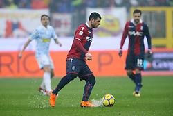 """Foto Filippo Rubin<br /> 03/03/2018 Ferrara (Italia)<br /> Sport Calcio<br /> Spal - Bologna - Campionato di calcio Serie A 2017/2018 - Stadio """"Paolo Mazza""""<br /> Nella foto: <br /> <br /> Photo by Filippo Rubin<br /> March 03, 2018 Ferrara (Italy)<br /> Sport Soccer<br /> Spal vs Bologna - Italian Football Championship League A 2017/2018 - """"Paolo Mazza"""" Stadium <br /> In the pic:"""
