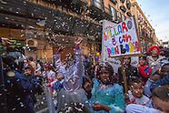 Palermo: carnevale sociale a Ballarò