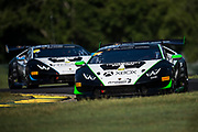 August 25-27, 2017: Lamborghini Super Trofeo at Virginia International Raceway. Andy Lally, Richard Antinucci (Pro), Change Racing, Lamborghini Carolinas, Lamborghini Huracan LP620-2