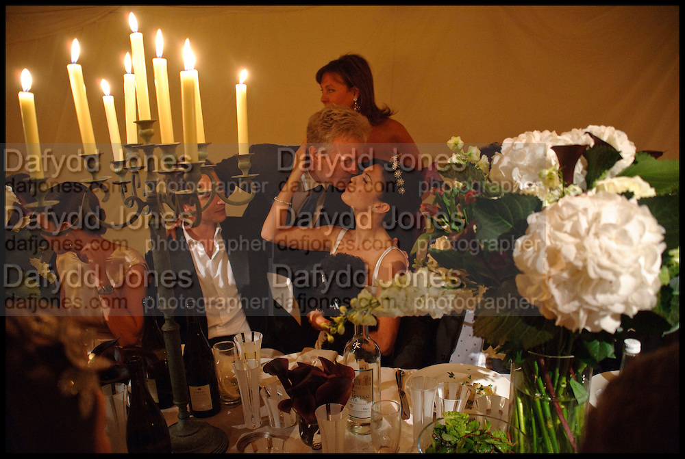 Marriage of Lohralee Stutz to the hon William Astor. St. Augustine's Church, East Hendred. afterwards at Ginge Manor. 5 September 2009.