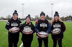 Ball technicians - Mandatory by-line: Paul Knight/JMP - 01/12/2018 - RUGBY - Shaftesbury Park - Bristol, England - Bristol Bears Women v Harlequins Ladies - Tyrrells Premier 15s