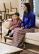 20-month-old Bhutan Prince's 1st Foreign Trip