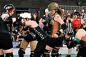 Rat City Roller Derby Season 14 Bout 1
