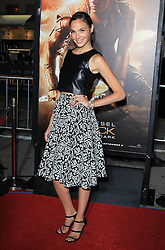 28.08.2013, Mann Village Theatre, Westwood, USA, Filmpremiere, Riddick, im Bild Gal Gadot // during photocall for the movie Riddick at the Mann Village Theatre, Westwood, United States of Amerika on 2013/08/28. EXPA Pictures © 2013, PhotoCredit: EXPA/ Newspix/ MediaPunch Inc<br /> <br /> ***** ATTENTION - for AUT, SLO, CRO, SRB, BIH, TUR, SUI and SWE only *****