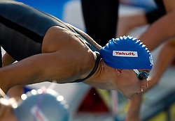 Hanna-Maria Seppala of Finland competes during the Women's 100m Freestyle Semi-Final during the 13th FINA World Championships Roma 2009, on July 30, 2009, at the Stadio del Nuoto,  Foro Italico, Rome, Italy. (Photo by Vid Ponikvar / Sportida)