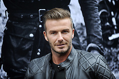 SEP 09 2014 David Beckham Book Signing