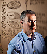 Portrait of Arthur Rubinfeld, President of Global Development at Starbucks Coffee