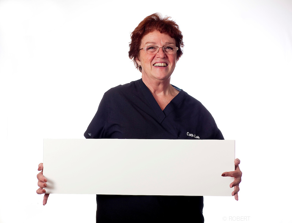 2011 Quality Campaign,  Saint Mary's Hospital. Joanne Casey. (Photo by Robert Falcetti)