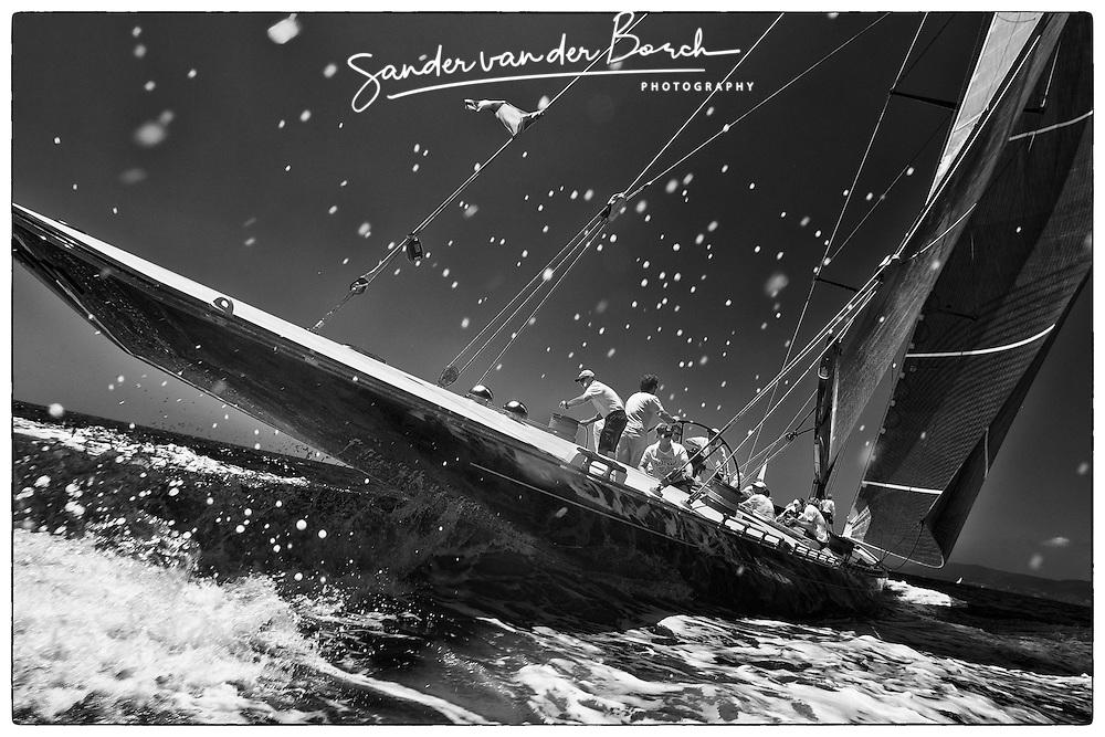 Super Yacht Cup, Palma de Mallorca, 23rd of June 20101 © Sander van der Borch