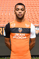 Alexis Claude Maurice during photoshooting of FC Lorient for new season 2017/2018 on September 12, 2017 in Lorient, France. (Photo by Philippe Le Brech/Icon Sport)