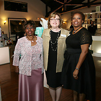Gwn Stubblefield, CEO Melinda Ohlemiller, Cynthia Ackins